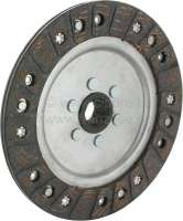 Clutch disk for 2CV, from year of construction 1952 to 1955. 8 teeth. -1 - 10332 - Der Franzose