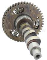 Camshaft+completely+with+bearings.+Suitable+Citroen+for+2CV6.+Original+Citroen.