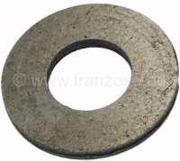 Adjustment disk above, for the differential. Suitable for Citroen 2CV. Measurements: 13x28mm, strength: 2,31mm. Or.Nr.AM3438L | 10419 | Der Franzose - www.franzose.de