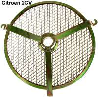 Grid+for+the+engine+fan+case.+Suitable+for+Citroen+2CV.+Reproduction.+The+grid+is+galvanized+and+the+old+version+with+3+fixing+bolts.+1x+bent%2C+2x+flat.