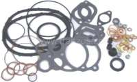 Visa 652, engine gasket set for Citroen Visa 2 liners. First version, without shaft seals. -1 - 10075 - Der Franzose