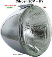Headlamp+chromium-plates%2C+with+H4+reflector.+Suitable+for+Citroen+2CV%2C+HY.++Original+form%2C+plastic+case+chromium-plates%2C+how+in+the+final+years+of+construction+installed.+%28to+year+of+construction+1990%29%21+Original+supplier%2C+no+reproduction.+Without+bulbs.