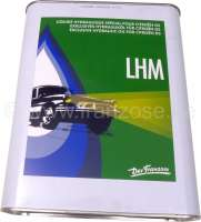 LHM original! No LHM +! Manufactured by Pentosin. Filled in 2 liter cans, for example, in the original holders fit at Citroen DS! Pentosin was once the manufacturer of the LHM. The LHM is exclusively for