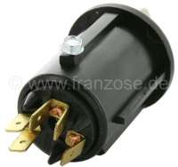 Ignition lock for Citroen AMI 8, reproduction. -2 - 14350 - Der Franzose