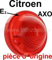 Taillight+cap+red+%28original+AXO%2C+with+%22E%22+test+mark%29.+Suitable+for+Citroen+AK.+Citroen+DS+BREAK.+HY%2C+Mehari.+Wide+light+collar.+Outside+diameter+71mm%2C+mounting+holes+center+to+center+about+55mm%2C+collar+level+from+the+inside+measured%3A+14%2C5mm.+We+could+buy+up+some+thousand+caps.+No+reproduction+%28NOS%29.