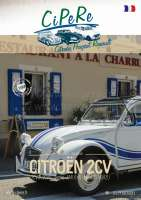 2CV catalog 2021. French! 368 pages! Complete catalog Cipere with illustrations and prices (zzgl. dispatch) - 91059 - Der Franzose