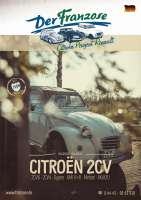 German Catalogue 2CV 2019, 384 pages - 90804 - Der Franzose