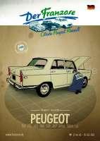 Peugeot catalogue 2017, in german.   79990   Der Franzose - www.franzose.de