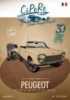 Peugeot catalog 2018. 372 pages, French. Complete catalog