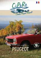 Peugeot catalog 2021. 320 pages, French. Complete catalog