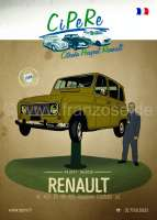 Renault catalog 2017, 360 pages, French. Complete catalog
