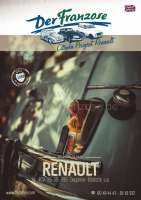 Renault catalog 2019 in English. Complete catalog Der Franzose, with illustrations and prices. 320 pages! - 89991 - Der Franzose