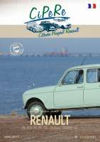 Renault catalog 2021, 320 pages, French. Complete catalog