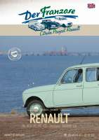 Renault catalog 2021 in English. Complete catalog Der Franzose, with illustrations and prices. 320 pages! - 89991 - Der Franzose