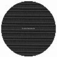 Soft top hood Dyane in black, Made in France -1 - 17026 - Der Franzose