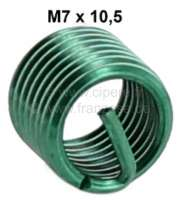 Heli coil application M7. Length: 10,5mm (Thread repair) - 20179 - Der Franzose