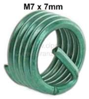 Heli coil application M7. Length: 7,0mm (Thread repair) - 21134 - Der Franzose