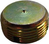 Tie rod end locking nut. Suitable for Citroen 2CV. The nut is stronger and is easier to adjust. -1 - 12014 - Der Franzose