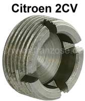Tie+rod+end+locking+nut.+Suitable+for+Citroen+2CV.+The+nut+is+stronger+and+is+easier+to+adjust.