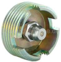 Tie+rod+end+locking+nut.+Suitable+for+Citroen+2CV.+The+nut+is+additionally+equipped+with+a+lubrication+nipple.