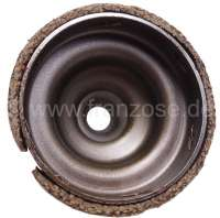 Friction disk (plate) for the small suspension pot. 110mm diameter. Suitable for Citroen 2CV. -1 - 12106 - Der Franzose