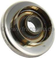 Suspension pot locking cap from high-grade steel, for small suspension pot. Suitable for Citroen 2CV. Per piece. Reproduction. - 12339 - Der Franzose