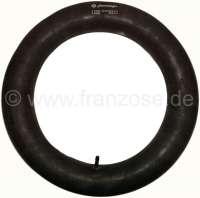 Innertube for tire size 125/15 + 135/15. Reproduction! Suitable for Citroen 2CV. - 12335 - Der Franzose