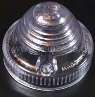 Turn signal cap white (Reproduction, without