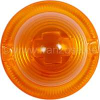Turn signal cap yellow (Reproduction, without