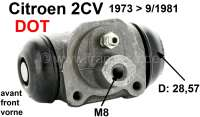 Wheel+brake+cylinder+in+front%2C+brake+system+DOT.+Suitable+for+Citroen+2CV%2C+of+year+of+construction+1973+to+9%2F1981.+Piston+diameter%3A+28%2C57mm.+Brake+line+connector%3A+8%2C0mm.+Original+manufacturers+Ferodo+and%2For+Stop.+Made+in+Spain.