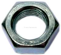 Nut 3/8 -24 UNF, (thin nut). For the securement of brake hoses. - 74578 - Der Franzose