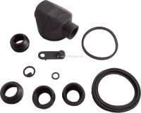 Brake caliper - repair set, Citroen BX, 50mm diameter, bendix brake system. - 44812 - Der Franzose