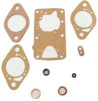 P 104/205/Visa, Carburetor sealing set Solex 35 BISA. Suitable for Peugeot 104 ZS + 205GT. Citroen VISAS 1,1 - 72469 - Der Franzose