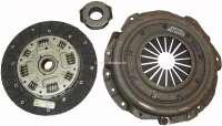 clutch CX Athena/Reflex 2-2200ccm 06/79>12.89 / diameter 215mm Mozocode 829A5 / transmission M4 - 42092 - Der Franzose