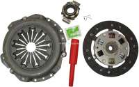 clutch set, BX 11+14,Visa 1,0 + 11E LNA 1,0+1,1/ Peugeot 104 0,9+1,0+1,1 Talbot Samba thrust plate 181mm 20 teeth - 42207 - Der Franzose