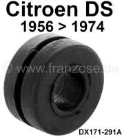 Securement rubber for the air filter (vibration absorption). Suitable for Citroen DS, starting from year of construction 1965. Per piece. | 30058 | Der Franzose - www.franzose.de