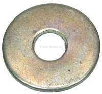 Washer for the securement from the air filter. Dimension: 9 x 28 x 1mm. Suitable for Citroen 11CV with D engine. Or. No. 619087 - 60416 - Der Franzose
