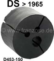 Rubber for hydraulic pipe. For 2x pipe and 1x return. Dimension: 35 x 20mm. Suitable for Citroen DS, to year of construction 1965.. Or. No. D453-150 | 34646 | Der Franzose - www.franzose.de