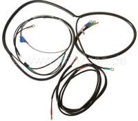 Cable harness for fog headlights. Suitable for Citroen DS, starting from year of construction 09/1967. | 35538 | Der Franzose - www.franzose.de
