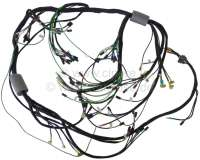 Main cable harness. Battery on the right. 3 relay. Alternating current. 8 fuses (export version). Suitable for Citroen DS (model DX-DJ-DY-DL), starting from year of construction 09/1966 to 09/1967. Made in Germany. - 35529 - Der Franzose