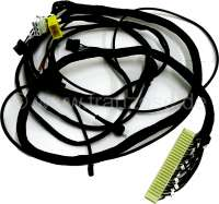 SM, cable harness for the fuel injection system. Body-laterally. Suitable for Citroen SM I.E.. Made in Germany. - 35563 - Der Franzose