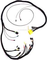 SM, cable harness for the left fender. Suitable for Citroen SM, to year of construction 09/1971 (1+2 version). Made in Germany. - 35555 - Der Franzose