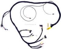 SM, cable harness for the left fender. Suitable for Citroen SM, of year of construction 09/1971 to 09/1972. Made in Germany. - 35556 - Der Franzose