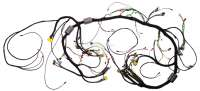 SM, main cable harness. Suitable for Citroen SM, to year of construction 09/1971. Carburetor engine. 1+2 version. Made in Germany. - 35542 - Der Franzose
