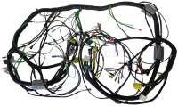 SM, main cable harness. Suitable for Citroen SM, from year of construction 09/1971 to 09/1972. Carburetor engine. Made in Germany. - 35543 - Der Franzose