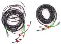 Tail cable harness, on the left + on the right. Suitable for Citroen HY, normal (C) wheel base. For all years of construction. Made in Germany. - 48278 - Der Franzose