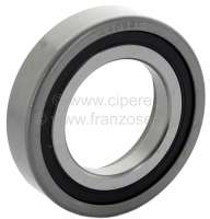 Ball bearing for the clutch release sleeve. Suitable for Citroen DS, with carburetor engine. Installed from year of construction 1965 to 07/1972. -1 - 32224 - Der Franzose