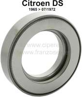 Ball bearing for the clutch release sleeve. Suitable for Citroen DS, with carburetor engine. Installed from year of construction 1965 to 07/1972. - 32224 - Der Franzose