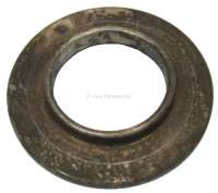 Check disk for the thrust bearing (clutch release sleeve) on the pressure plate. Suitable for Citroen 11CV. Dimension: 31 x 57 x 8mm. Or. No. 490371 | 60686 | Der Franzose - www.franzose.de