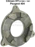 P 404/HY, thrust ring for the clutch pressure plate. Suitable for Peugeot 404. Citroen HY, of year of construction 10/1968 to 1981. - 71218 - Der Franzose